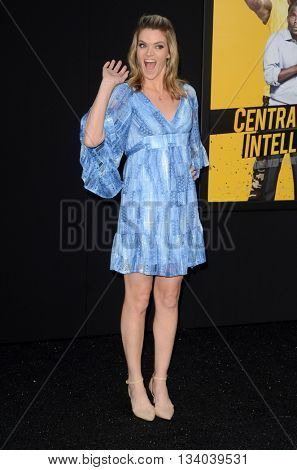 LOS ANGELES - JUN 10:  Missi Pyle at the Central Intelligence Los Angeles Premiere at the Village Theater on June 10, 2016 in Westwood, CA