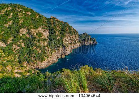 Mediterranean Sea Glimpse