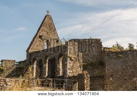 church of knight castle Schaunberg - Austria