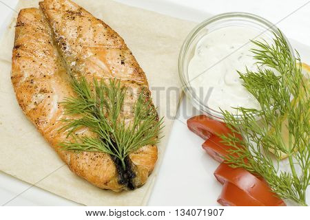 Smelt isolated on white background - North German, Swedish and Russian cuisine (shallow depth of field)