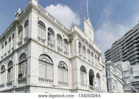 Colonial Bangkok, Thailand