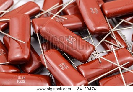 Electronic Capacitor Batch