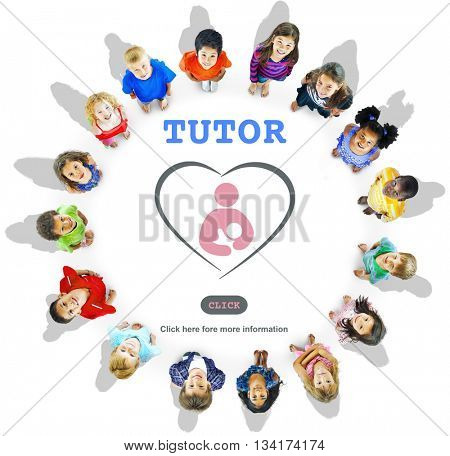Tutor Training Education Intelligence Tutoring Concept
