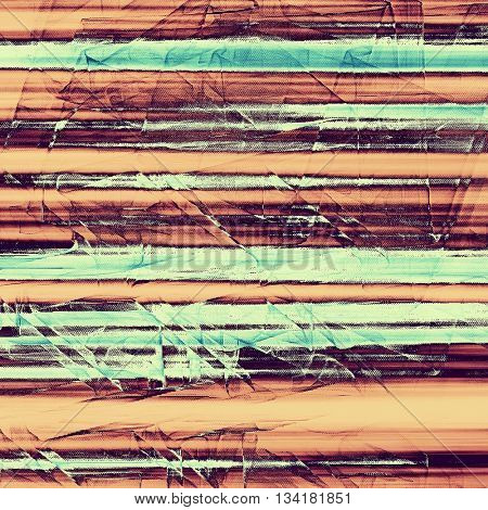 Colorful grunge background, tinted vintage style texture. With different color patterns: yellow (beige); brown; blue; red (orange); purple (violet); pink