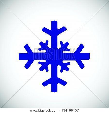 Snowflake Icon Graphic.snowflake Icon Eps. Snowflake Sign. Snowflake Symbol. Snowflake Icon