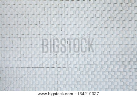 The plaster wall square arranged alternately. Background wall marble