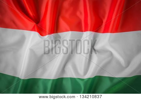 Flags of  Hungary