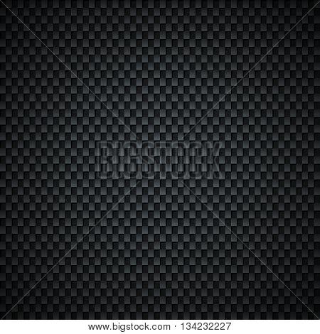 Carbon Fiber vector illustration Background eps 10