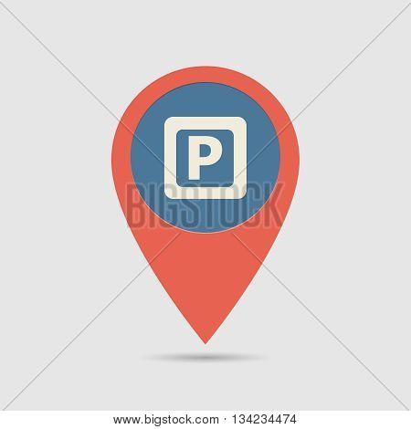 Map Pin Parking