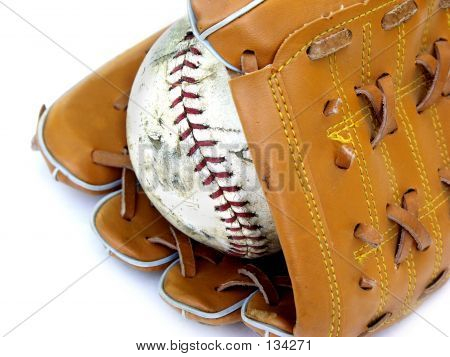 Ball And Glove #3