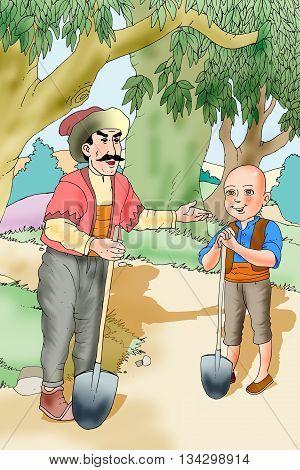 turk Masalli turk tales stories, fairy tales, turk