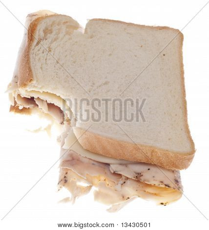 Healthy Turkey Sandwich