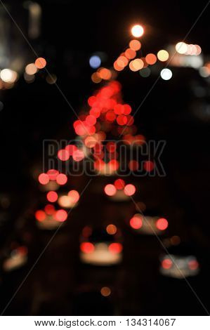 Abstract Bokeh