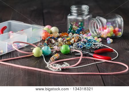 Tools For Creating Fashion Jewelry In The Manufacturing Process