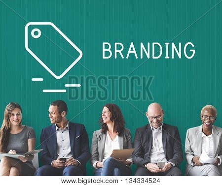 Branding Brand Copyright Logo Business Concept