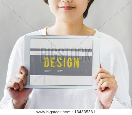 Design Creative Planning Sketch Style Calm Concept