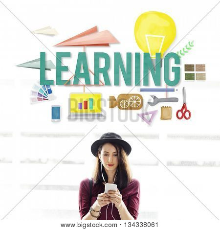 Learning Education Improvement Intelligence Ideas Concept