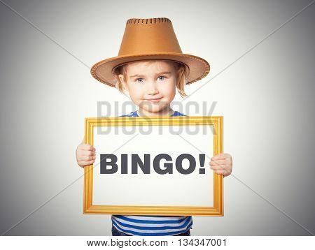 With Blackboard. Text Bingo!