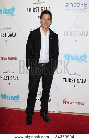 LOS ANGELES - JUN 13:  Mike C Manning at the 7th Annual Thirst Gala at the Beverly Hilton Hotel on June 13, 2016 in Beverly Hills, CA