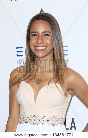 LOS ANGELES - JUN 13:  Alicia Villafana at the 7th Annual Thirst Gala at the Beverly Hilton Hotel on June 13, 2016 in Beverly Hills, CA