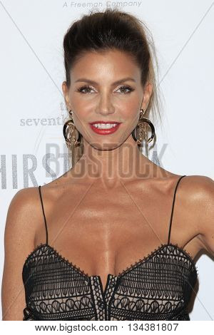 LOS ANGELES - JUN 13:  Charisma Carpenter at the 7th Annual Thirst Gala at the Beverly Hilton Hotel on June 13, 2016 in Beverly Hills, CA