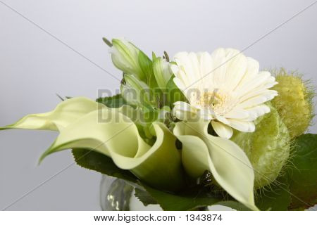 Green Spring Bouquet