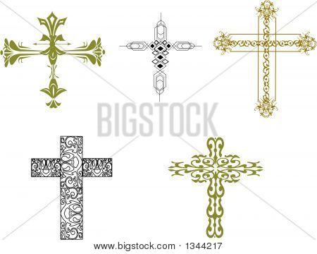 Celtic Crosses 2.Eps