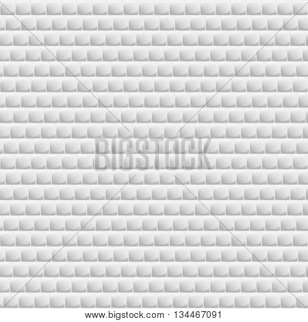 Heterogeneous Corrugated Surface. Seamless Pattern in Gray