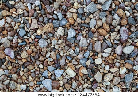 Stone rubble background. ranite rubble/stone rubble background texture. pattern formed by crushed granite