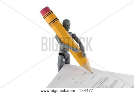 Contract Signing (big Deal)