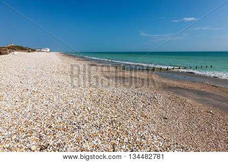 Bracklesham Bay West Sussex, England