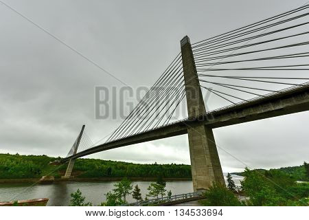 Penobscot Narrows Bridge - Maine