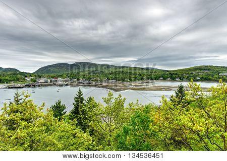 Bar Island - Maine