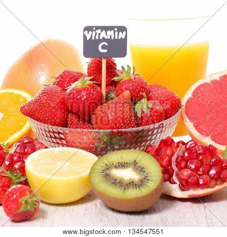 food high in vitamin C