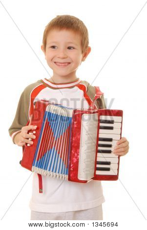 Accordion Boy