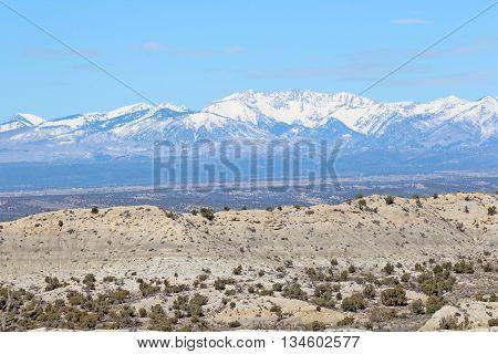 Choke Cherry ATV's trails in New Mexico