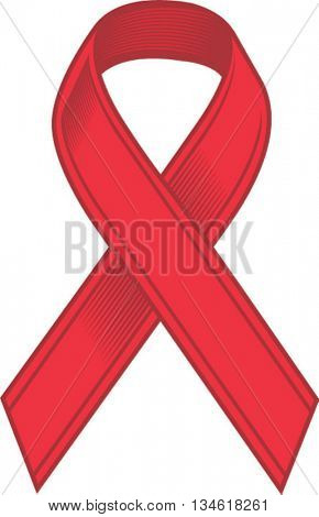 cancer support ribbon