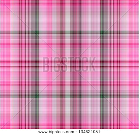 Abstract pink background of colored longitudinal and transverse lines - pattern for cotton and linen fabrics. It can be used for summer and spring clothes kitchen towels and napkins handkerchiefs linens.