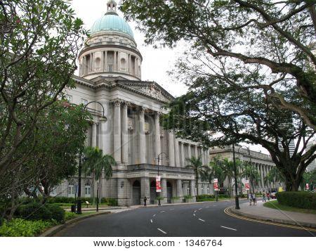 Supreme Court in Singapur