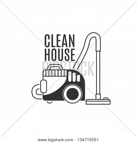 Vacuum Cleaner In Line Style