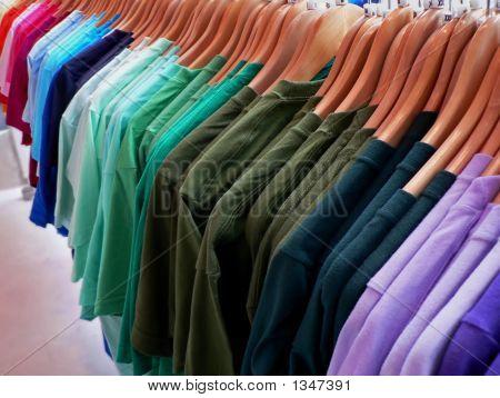 T-Shirts für Kleiderbügel