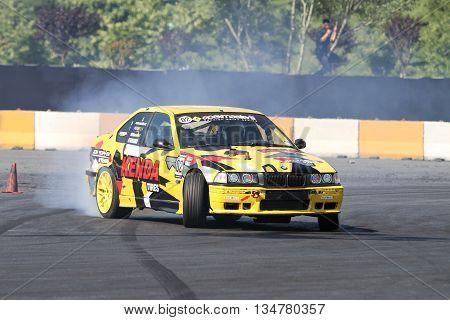 Apex Masters Turkish Drift Series Istanbul Race