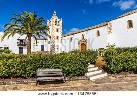 Iglesia Catedral de Santa Maria de Betancuria - Betancuria Fuerteventura Canary Islands Spain
