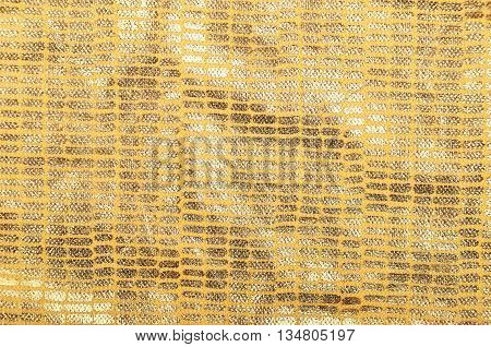 Golden Brocade Background