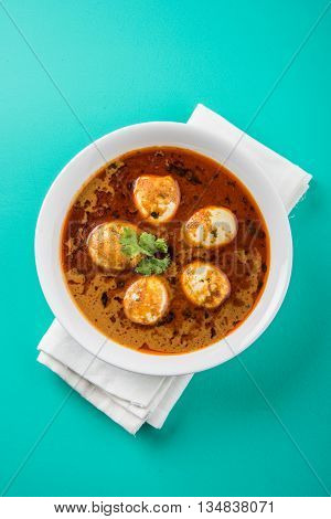 Indian famous Egg Masala curry / Anda Curry / Anda Masala curry / egg curry