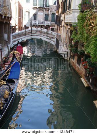 Edited Venice Canal
