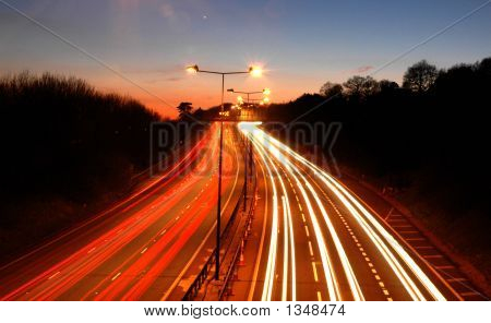 Rush Hour Motorway