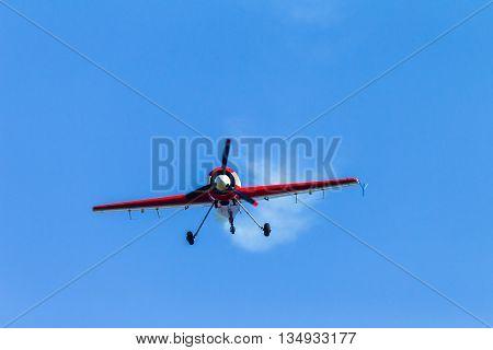 Planes Acrobatic Flying