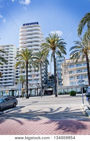 Hotel Tryp Bellver On Paseo Maritimo