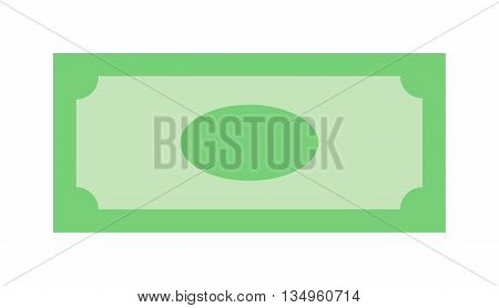 Dollar paper business finance money concept and dollar stack of bundles. Dollar stack US dollars business, banking edition banknotes bills isolated on white and dollar stack wealth finance sign.